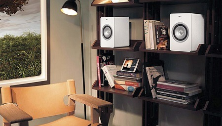 Book Shelf and Surround Sound Speakers